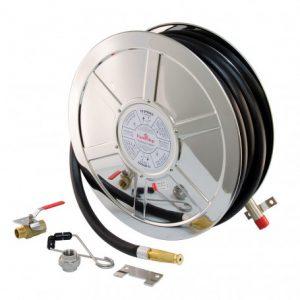 flamestop-hose-reel-25mm-x-30m-stainless-steel