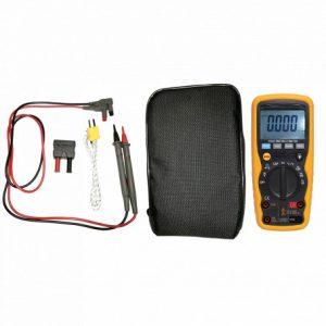 IP67 Waterproof True RMS Digital Multimeter