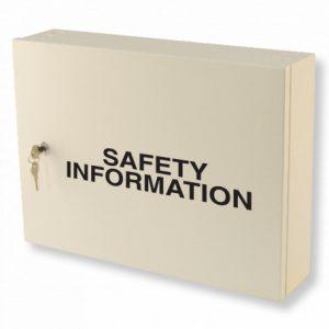 Safety Information Cabinet